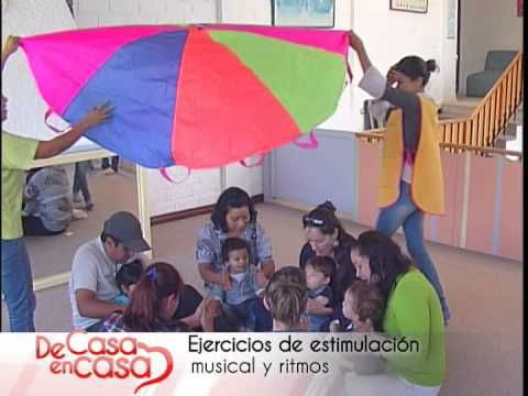 CRECER: Estimulación Musical - YouTube