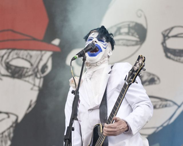 The Many Faces Of Wes Borland - Metal Hammer