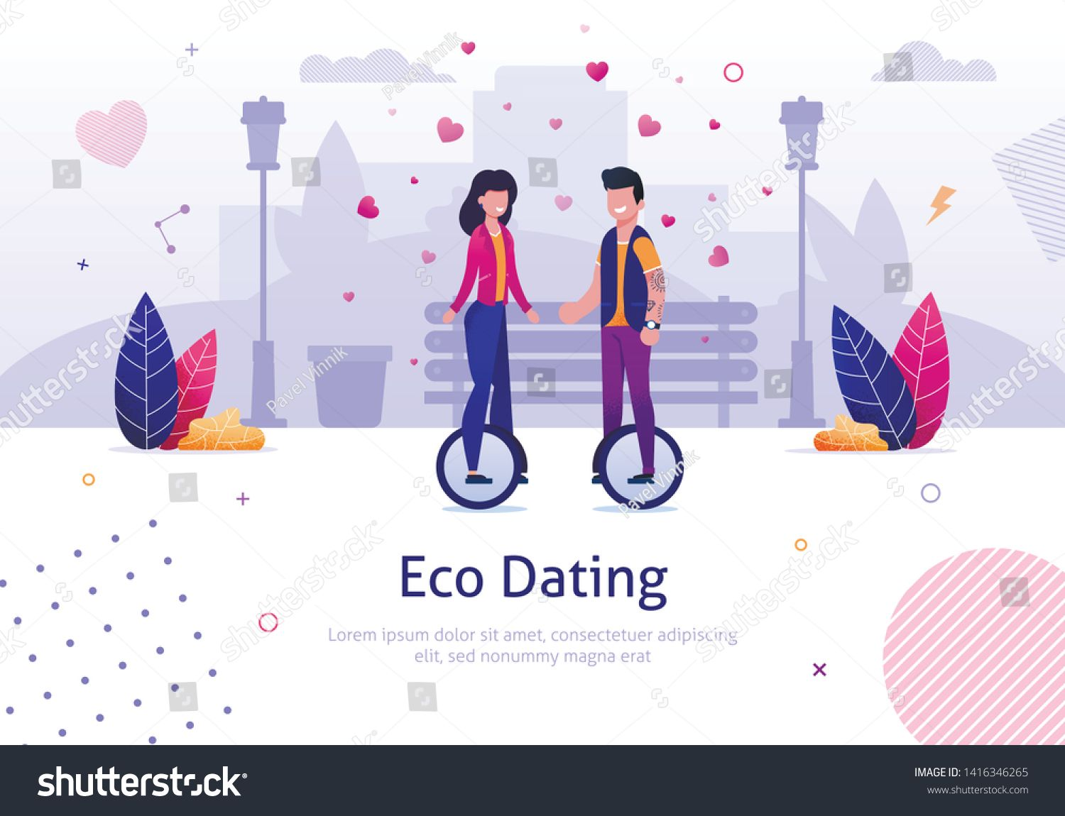 eco dating)