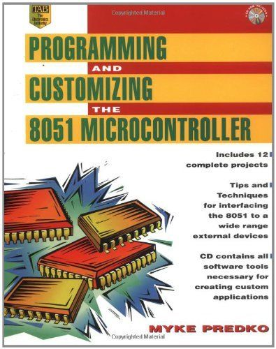 Programming And Customizing The 8051 Microcontroller Tab