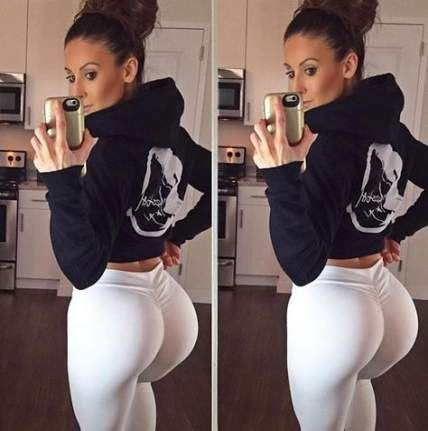 57 trendy fitness model female booties squats gym #fitness