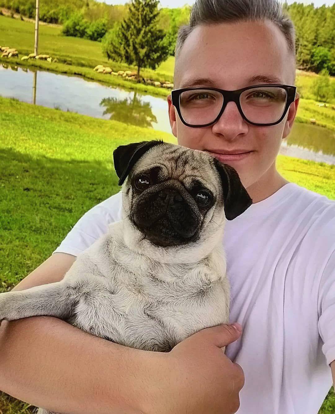 Samo Ljubav Nature Liveinthenature Pug Olgathepug