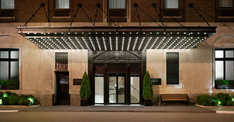 Boutique Hotel Public Opens In Chicago Part I Home Atelier
