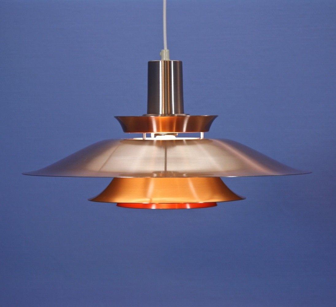 Vintage hanging lamp, 1960s Hanging lamp, Mid century