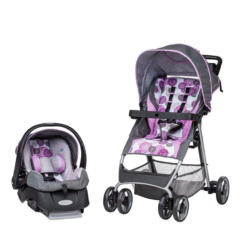 FlexLite Travel System Lizette Travel system stroller