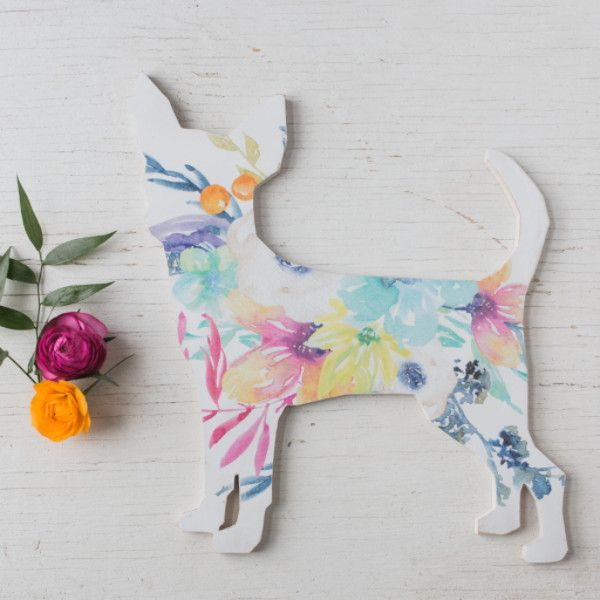 Chihuahua Wall Decor