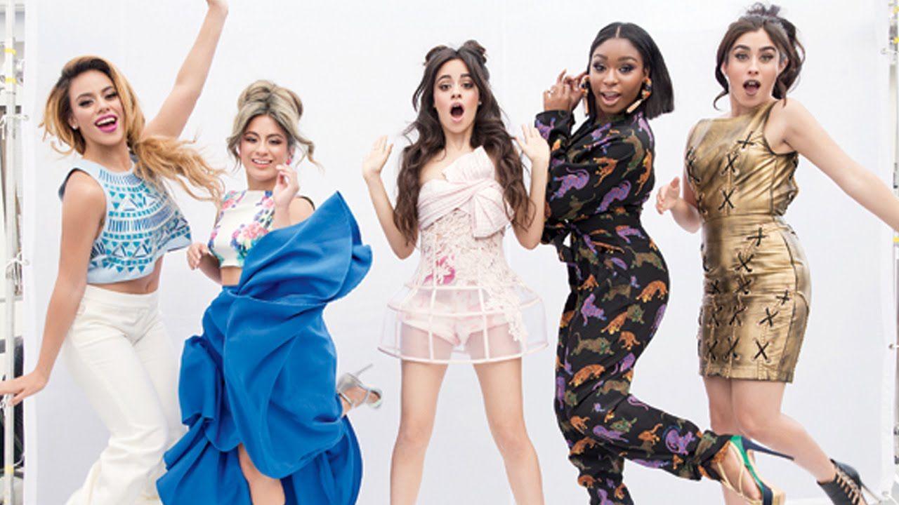 Fifth Harmony Glamoholic Magazine