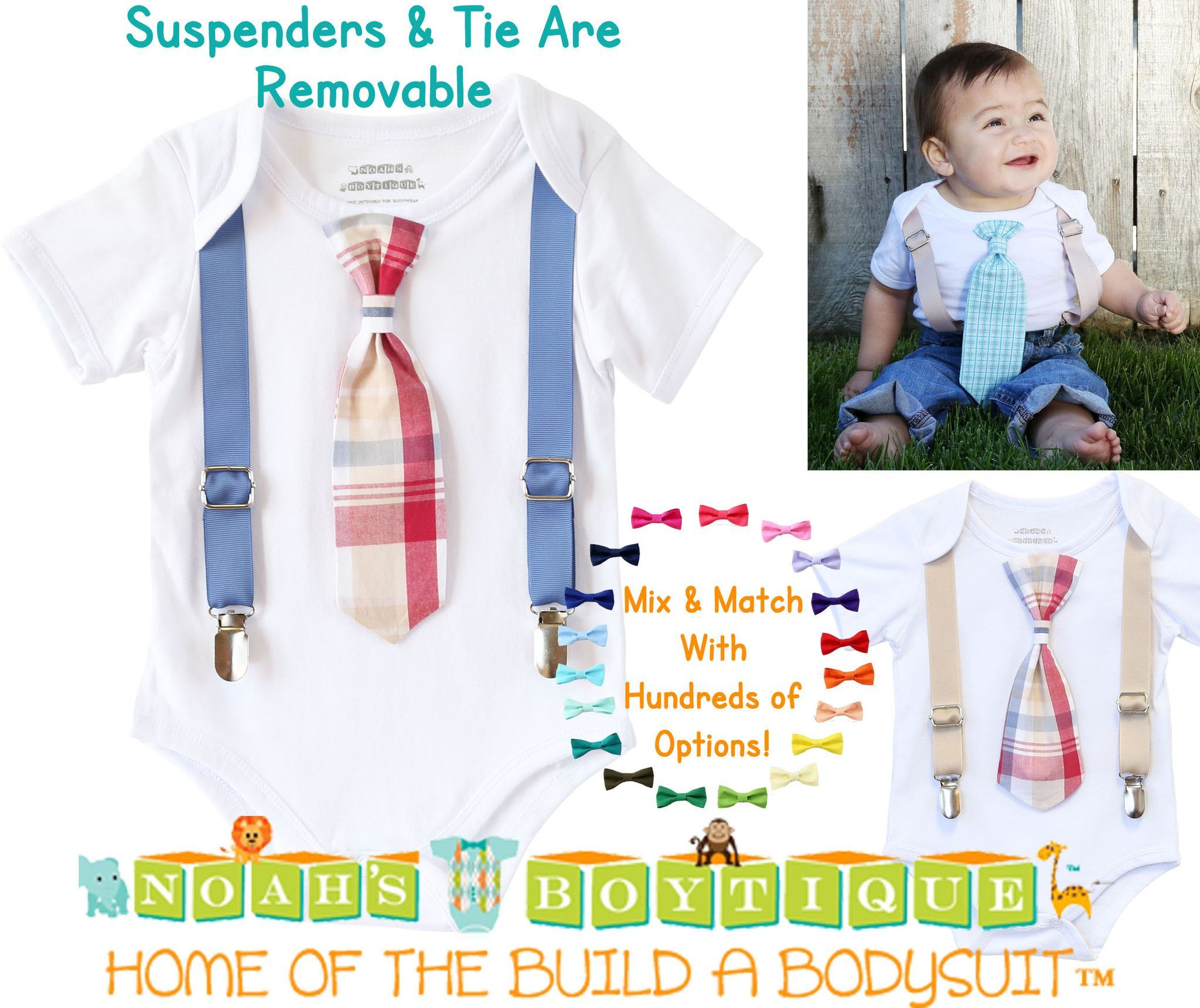 Baby Boy Outfits for Spring Summer Baby Boy Clothes Plaid