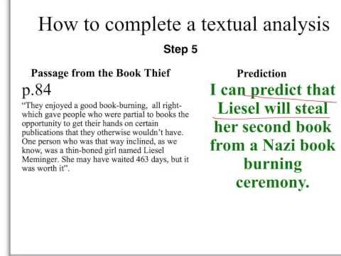 Ane 4554 Textual Analysi Tutorial Text Essay Outline Sample Example Close