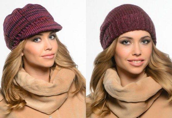 Зимние шапки для женщин 2019-2020 года: фото, модели ...