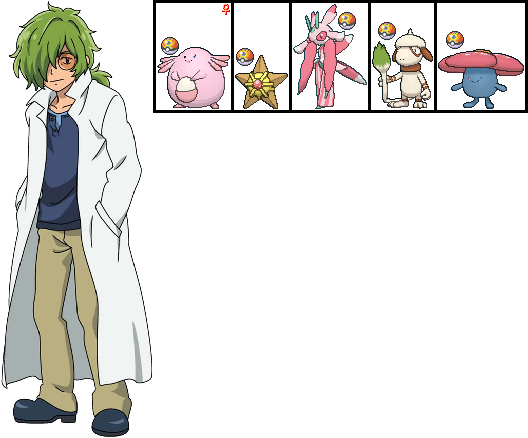 Professor Toren S Team In Pokemon Aura By Chipmunkraccoonoz