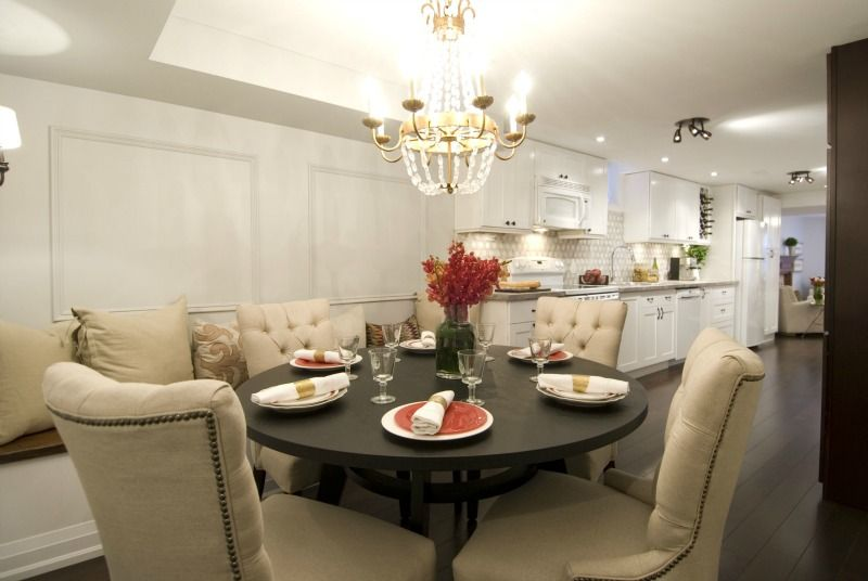 Basement Dining Room Income Property Hgtv  Dining Room Delectable Basement Dining Room Inspiration