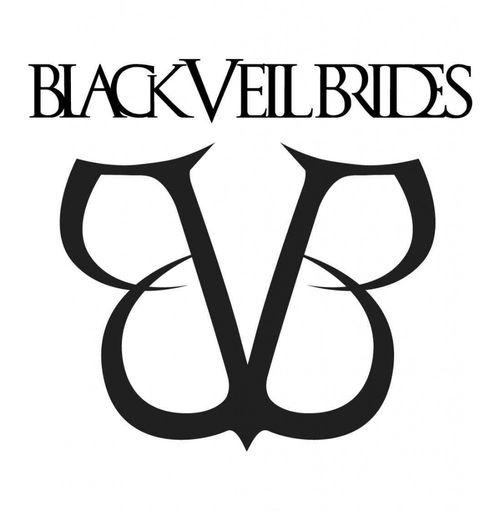 black veil brides logo black veil brides pinterest black veil rh pinterest com au Alternative Band Logos All Heavy Metal Band Logos