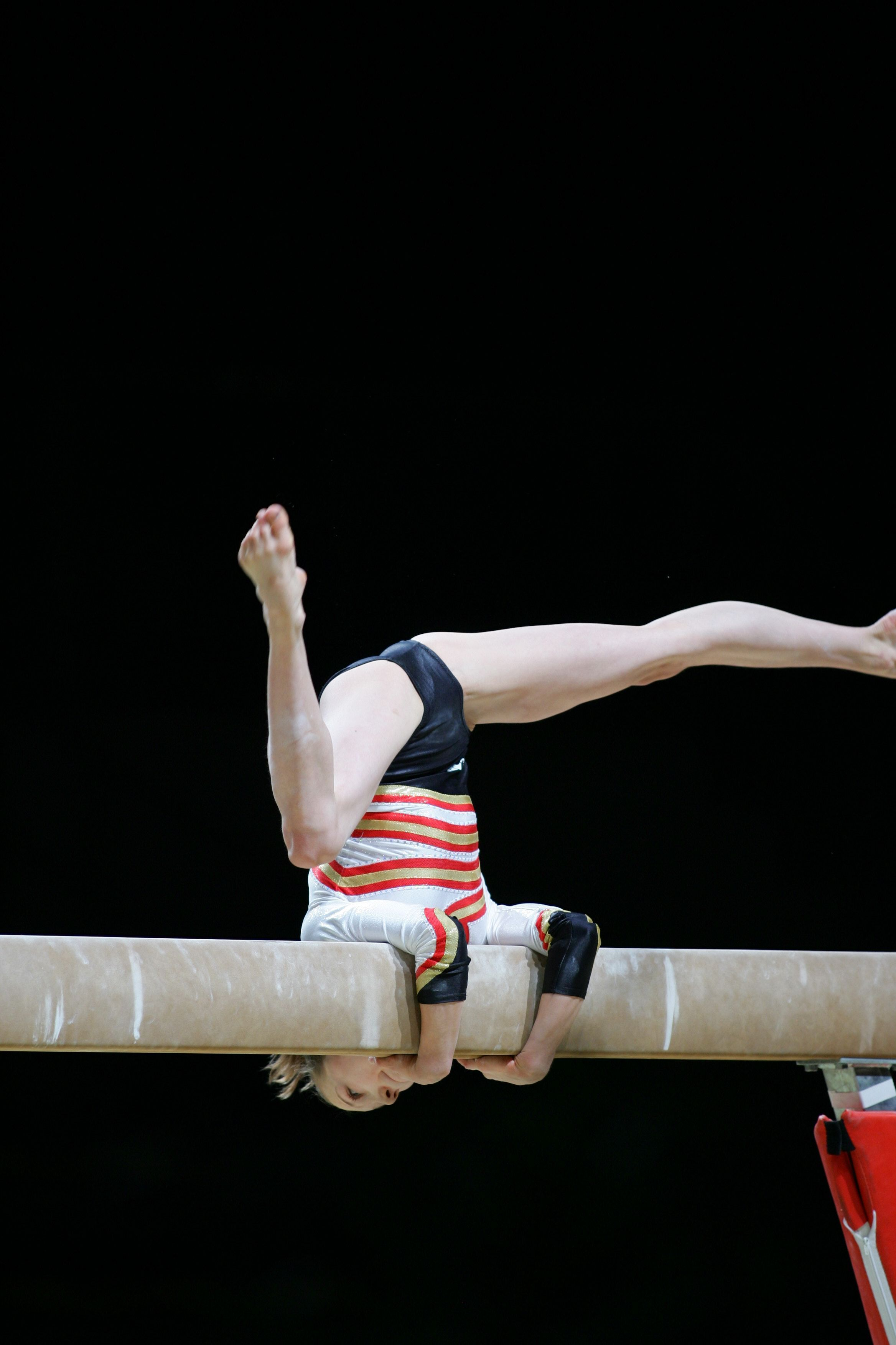 Rebecca Tunney Photos Photos - Olympics Day 6 - Gymnastics