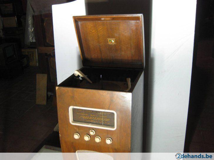 oude radio's voor de verzamelaar