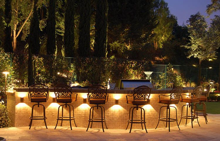 Landscape Lighting Effects 8 Dramatic Outdoor Lighting Ideas You Must Try In Your Garden Gardening From House To Home Landscape Lighting Design Garden Lighting Design Diy Outdoor Lighting