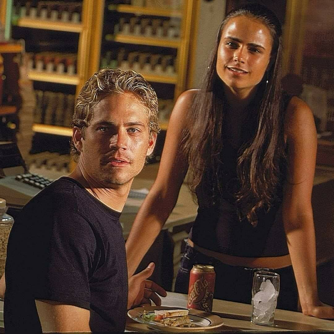 fast and furious, Brian and Mia begin to date but Mia discovers that Brian is an undercover cop.