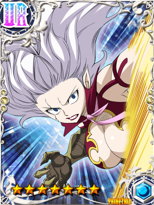 Pin By Doug On Mirajane Strauss Fairy Tail Anime Fairy Fairy Tail Mirajane as a kid had a very gothic, tomboyish look and personality. pinterest