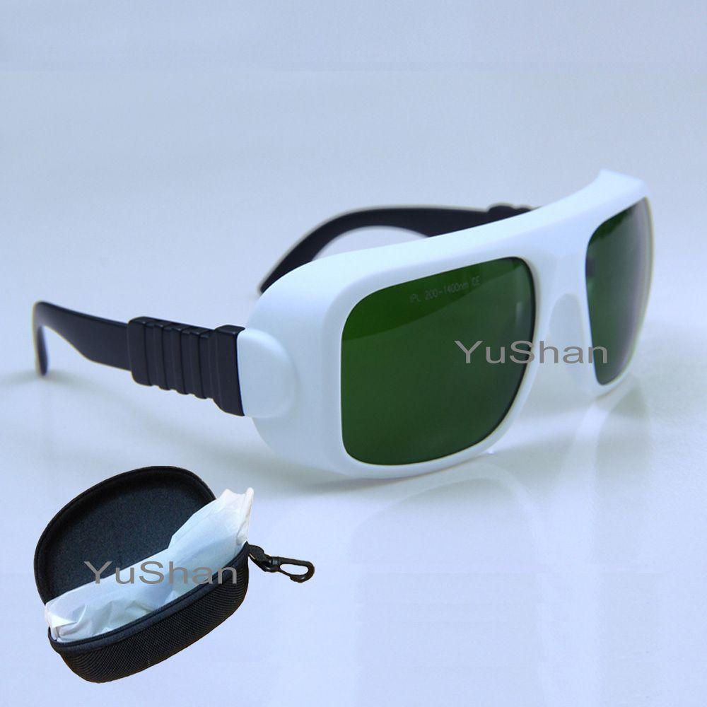 Ipl laser safety glasses 2001400nm laser protection