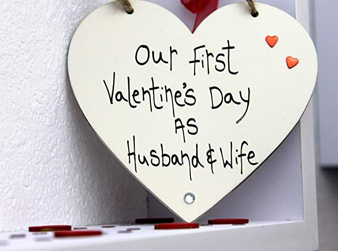 1st Valentines Day Gift For Husband And Wife Gift Amazon Co Uk