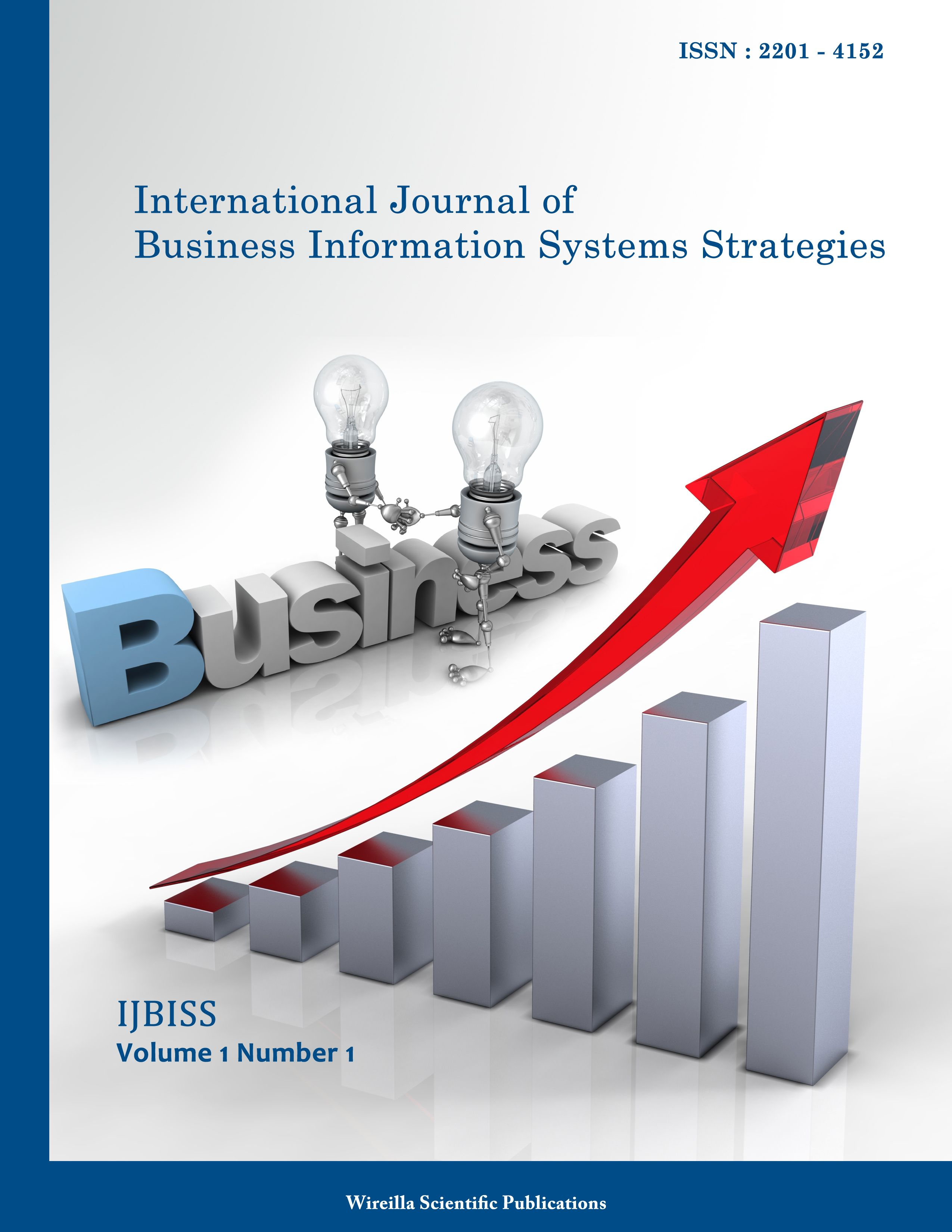 A business information system is the study of merging new