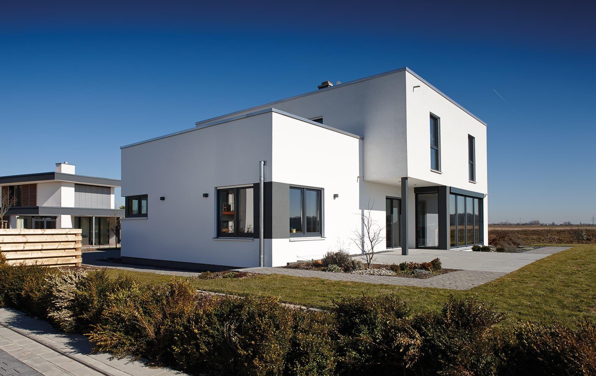 FingerHaus Kundenhaus - Architektur Trend