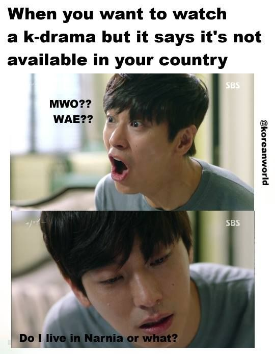 This Happens All The Time Annoying Moment Korean Drama Funny
