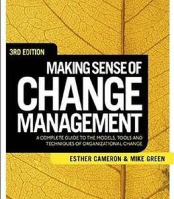 Making sense of change management a complete guide to the models making sense of change management a complete guide to the models tools and techniques of fandeluxe Choice Image