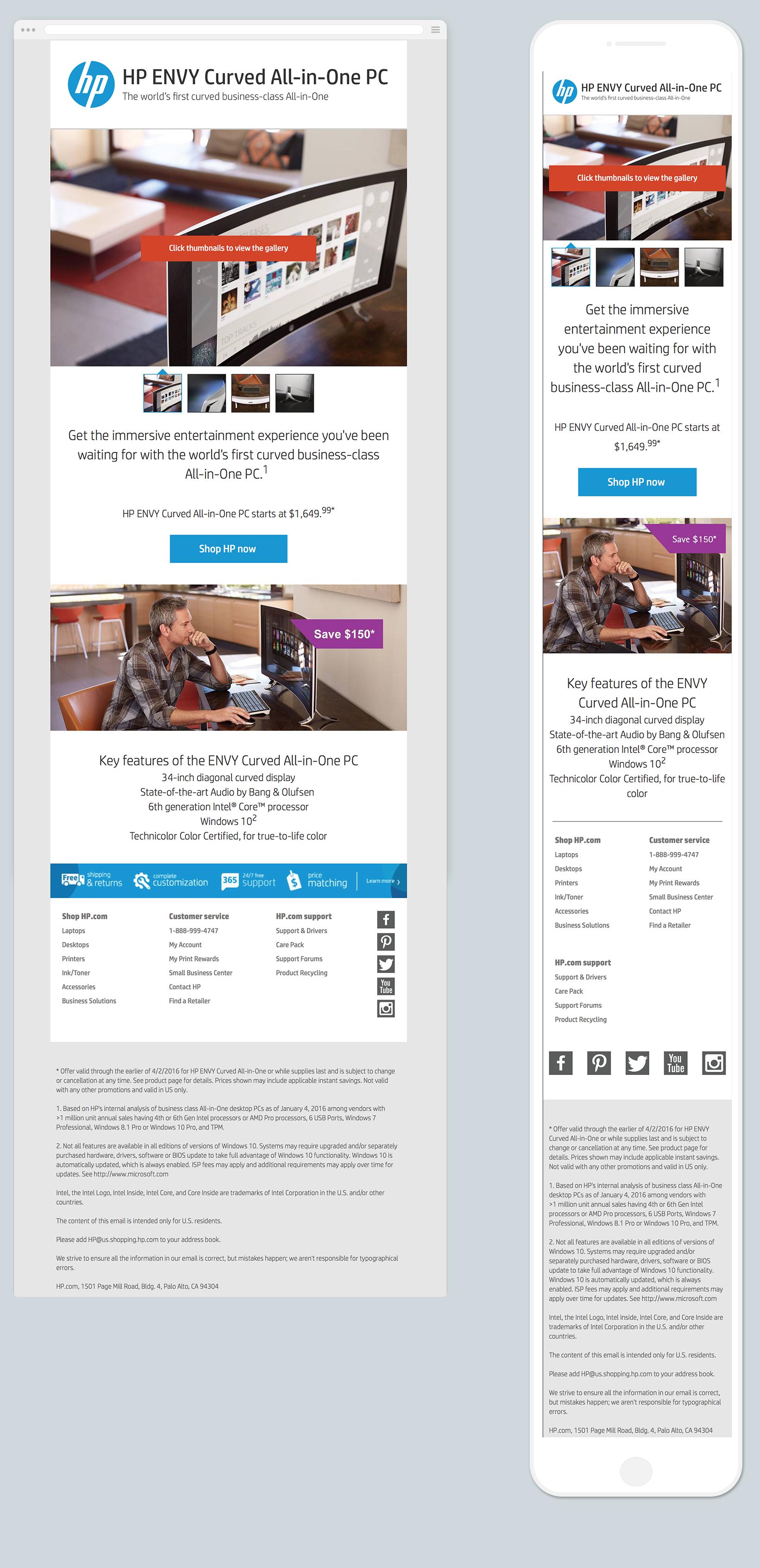 Exemple De Carousel Interactif Dans Un Emailing La Compatibilite Avec Les Clients Mails Est Limites Mais Email Design Inspiration Email Design Email Marketing