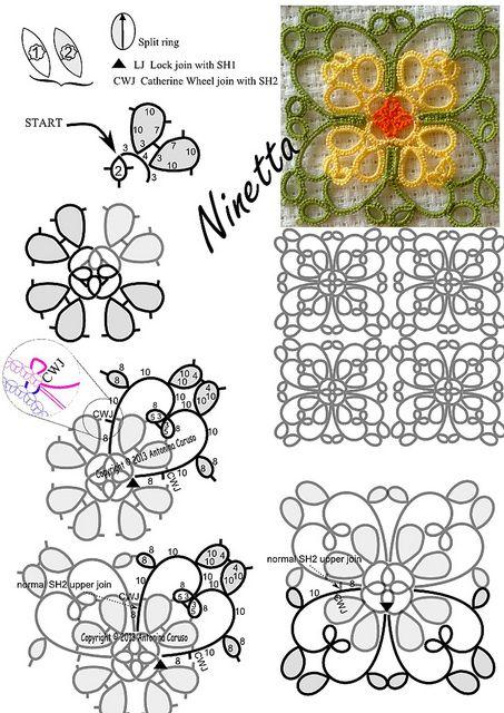 pattern quad 03 | Flickr - Photo Sharing!