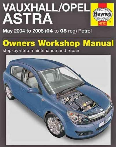 holden astra ah petrol vauxhall opel 2004 2008 haynes service rh pinterest nz Haynes Repair Manuals Mazda Chilton Repair Manuals PDF