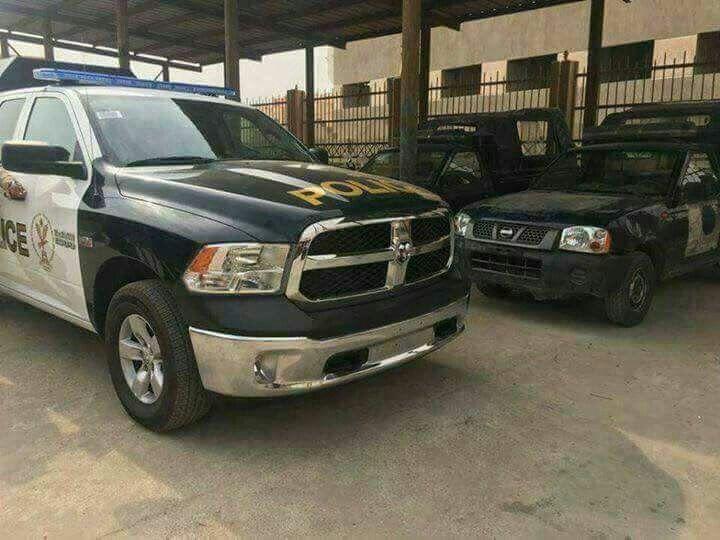 New Police Trucks In Egypt Police Truck Monster Trucks Trucks