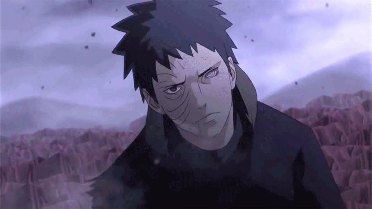 Obito Uchiha「AMV」 In The End (Remix) (HD) Óbito uchiha