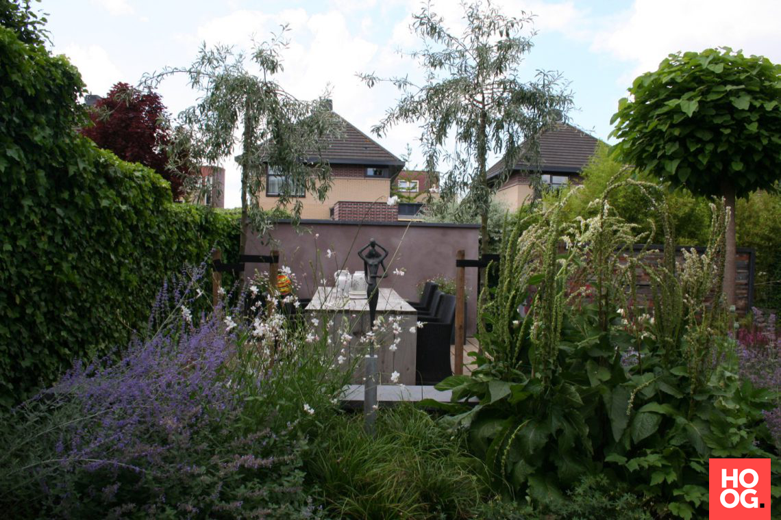 Trivium ceramics sfeervolle tuin hoog □ exclusieve woon en
