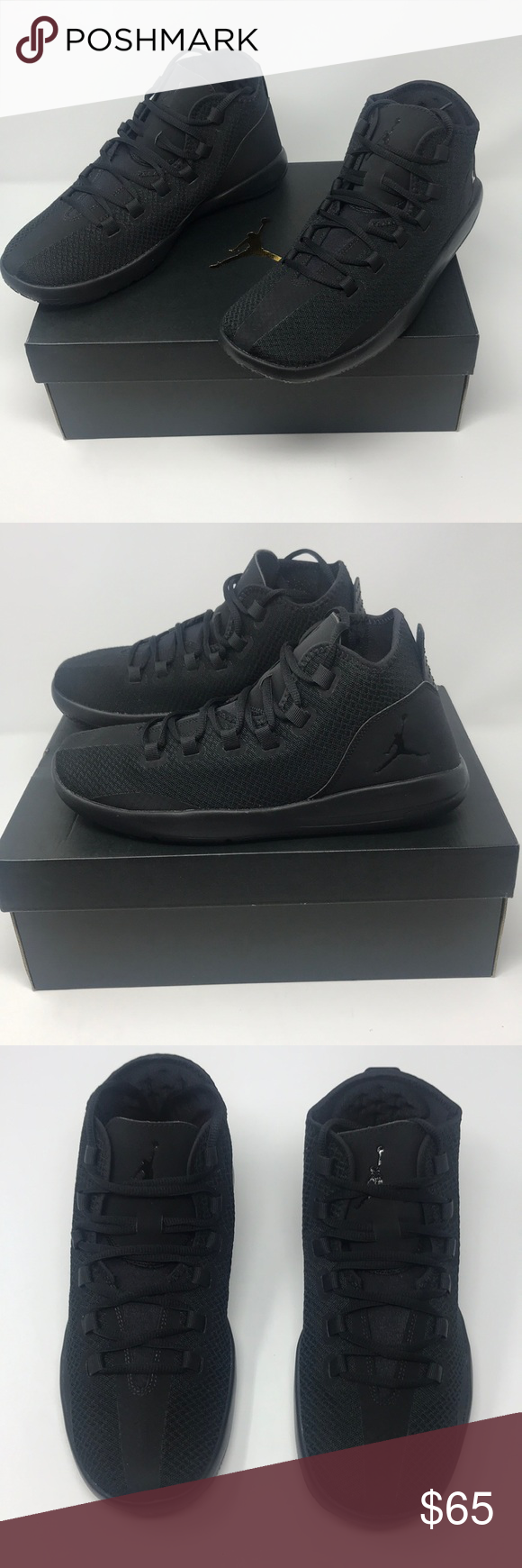 Jordan reveal all black Brand new Jordan reveal - 100% authentic 88243b152