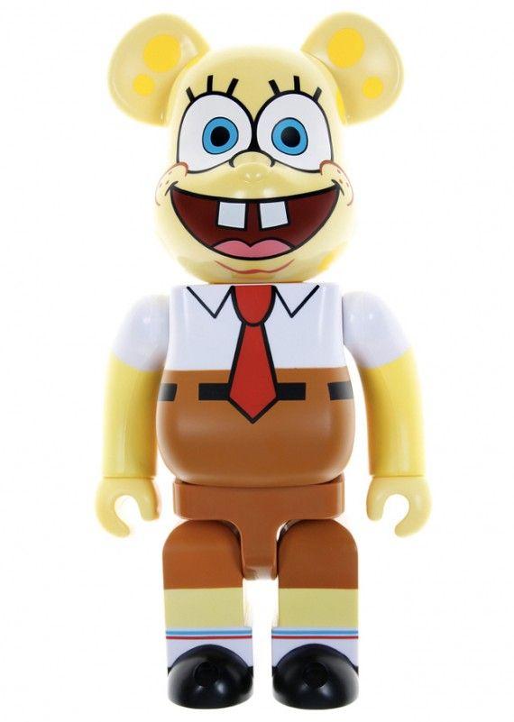 Spongebob 1000% Be@rbrick