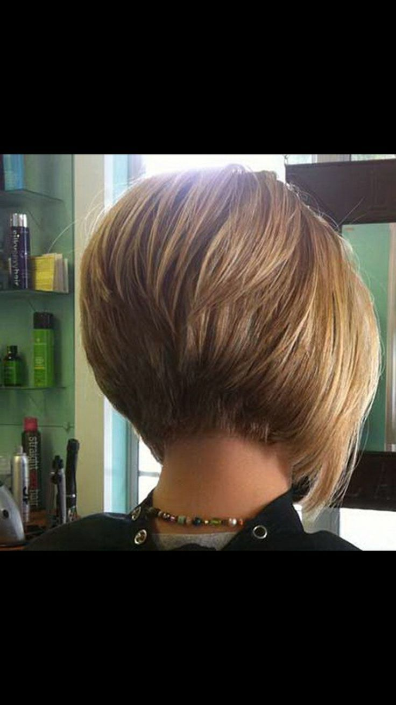 Layered bob hairstyles pinterest layered bobs bobs and layering
