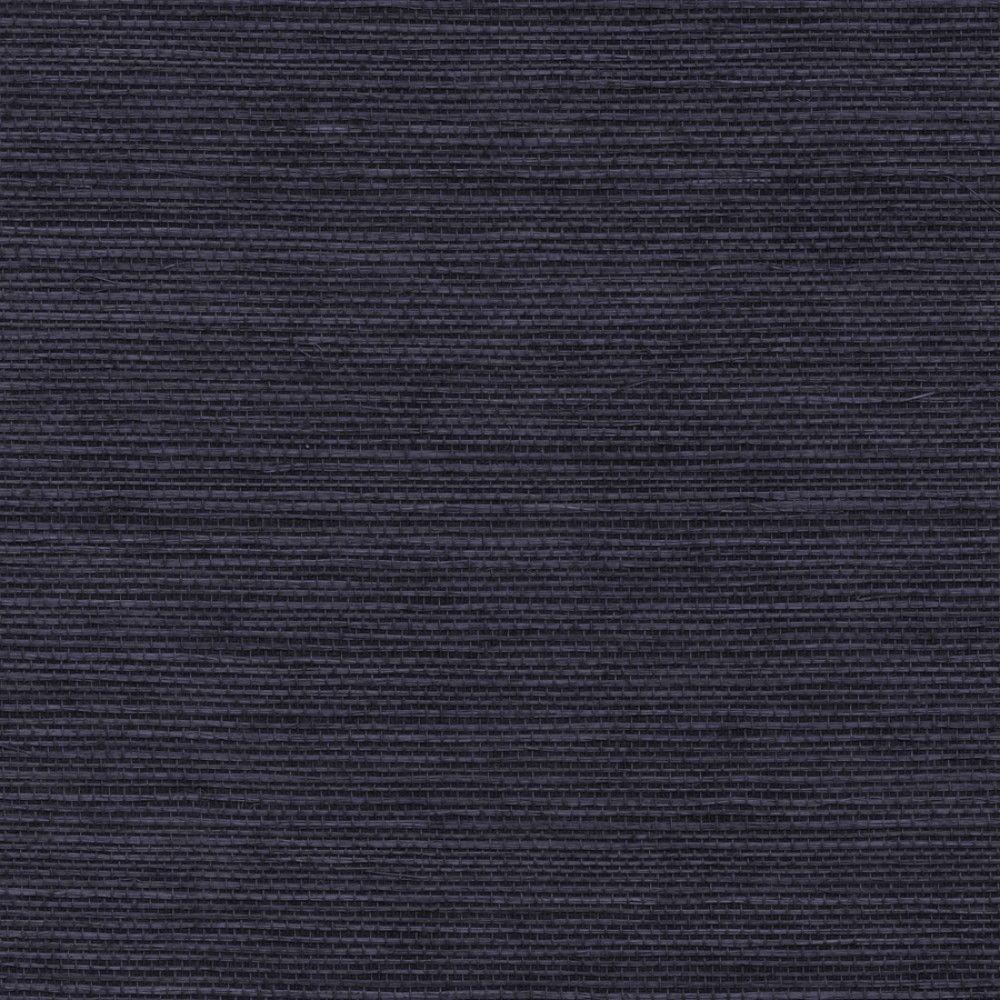 Phillip Jeffries Simply Seamless Wallpaper: Philip Jefferies Grasscloth Manilla Hemp Navy