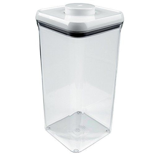 OXO Good Grips POP Square Food Storage Container Big Square Lid Tall - 5.5  sc 1 st  Pinterest & OXO Good Grips POP Square Food Storage Container Big Square Lid ...