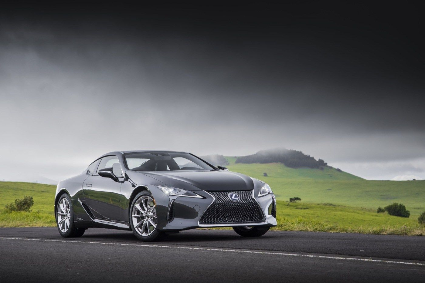 2018 Lexus LC500 Lexus lc, Dream cars, Hybrid car