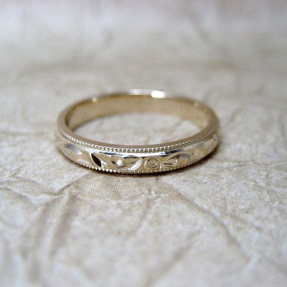Vintage Wedding Band From The 1960s Vintage Wedding Band Wedding Bands Wedding Ring For Him