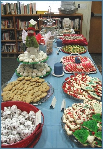 Linda Maxwell's Cookie Exchange Party 2008 | Holiday ...