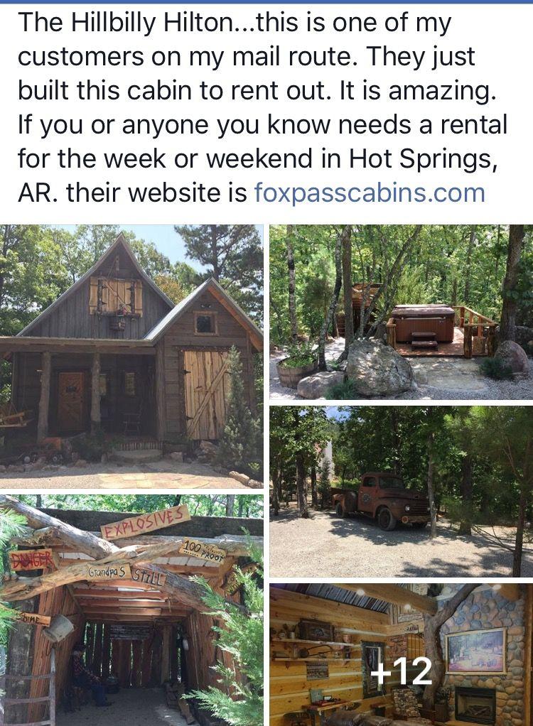 cabins cabin vrbo springs br caddo kitchen vacation ida spring ar river outdoor rental lake hot ouachita in arkansas mount near pin