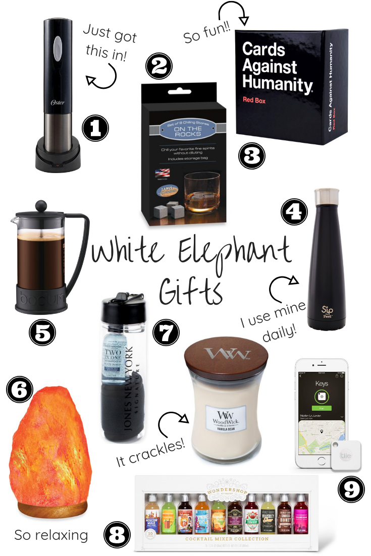 Christmas Gift Guide 2018: White Elephant Gifts (Under $20 ...