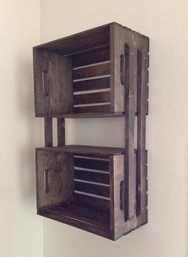 Cajones De Madera Ideas Hazlo Tú Mismo En Taringa Room Storage Diy Wooden Crates Bathroom Storage Boxes