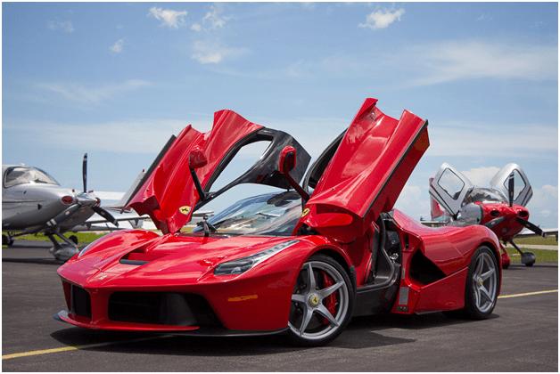 Top 25 Most Expensive Limited Edition Cars In The World Super Cars Ferrari Ferrari Laferrari