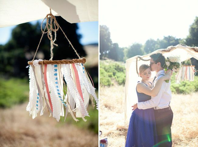 Vintage Americana Style For Your Wedding