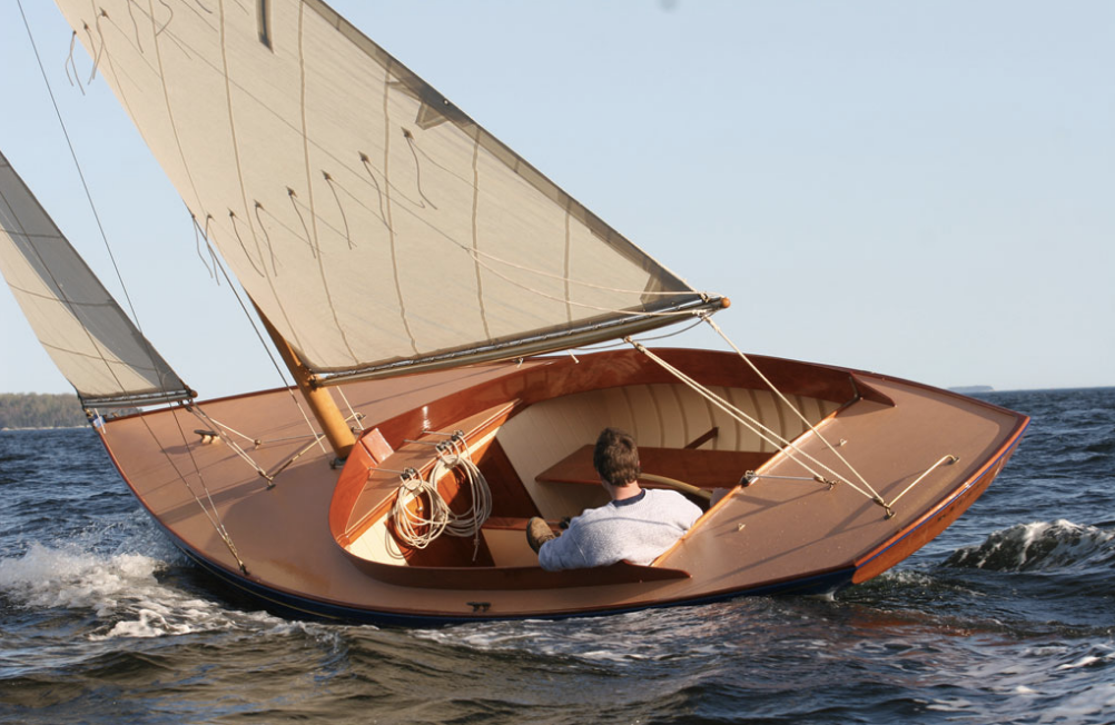 Herreshoff Watch Hill 15 Small Boats Sailing And Sailboats