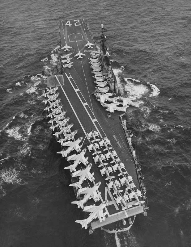 Pin by Theresa Mumaw on FDR Aircraft Carrier | Navy aircraft