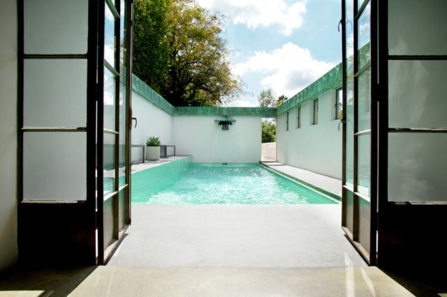 HOUSE TOUR: An Art Deco Home Beloved By Hollywood Power Players  - ELLEDecor.com